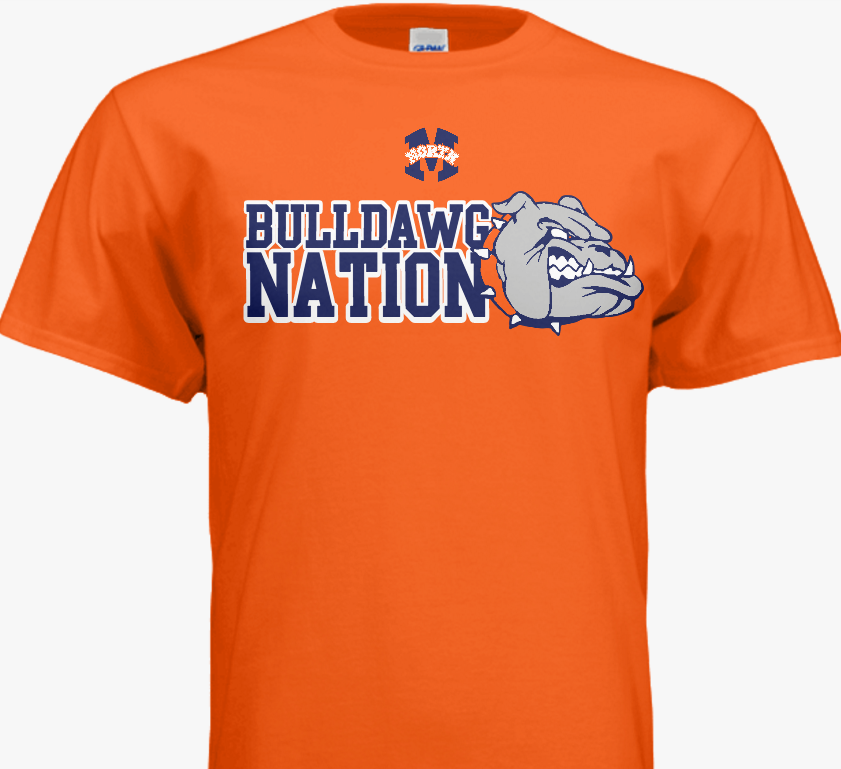 Bulldawg Nation T-Shirt #1