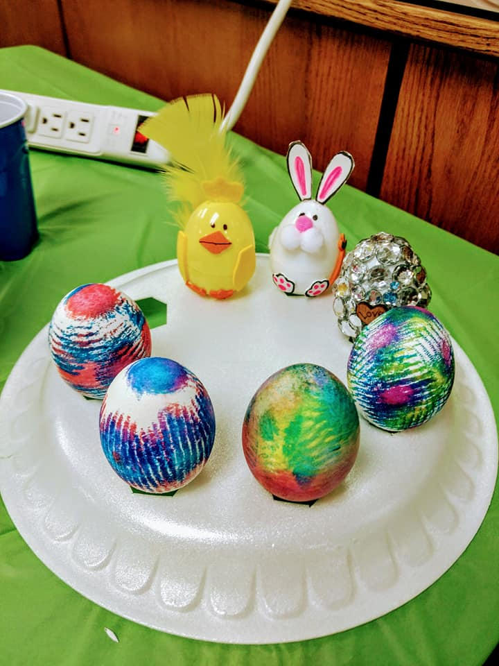 Easter Egg Dye and Decorate Ticket