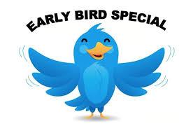 Early Bird Tickets - Small Beginnings & Big Dreams - Tuesday, June 20, 2017