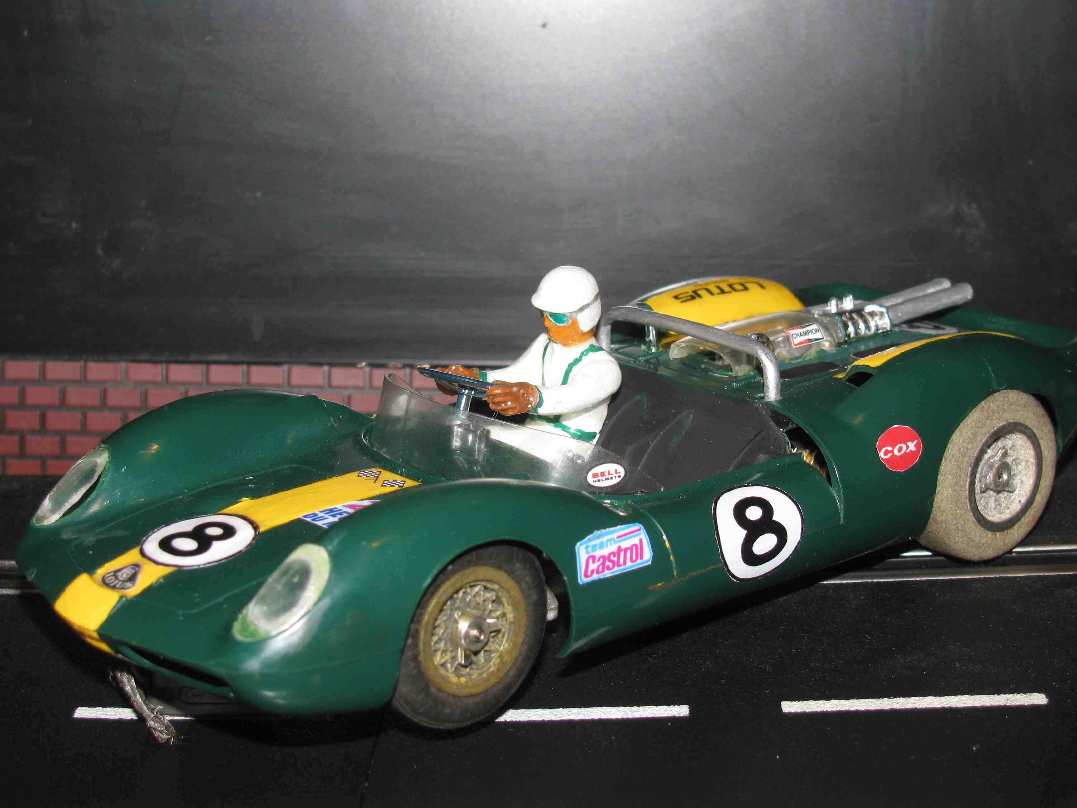 * SOLD * Vintage Lotus 40 Slot Car 1/24 Scale