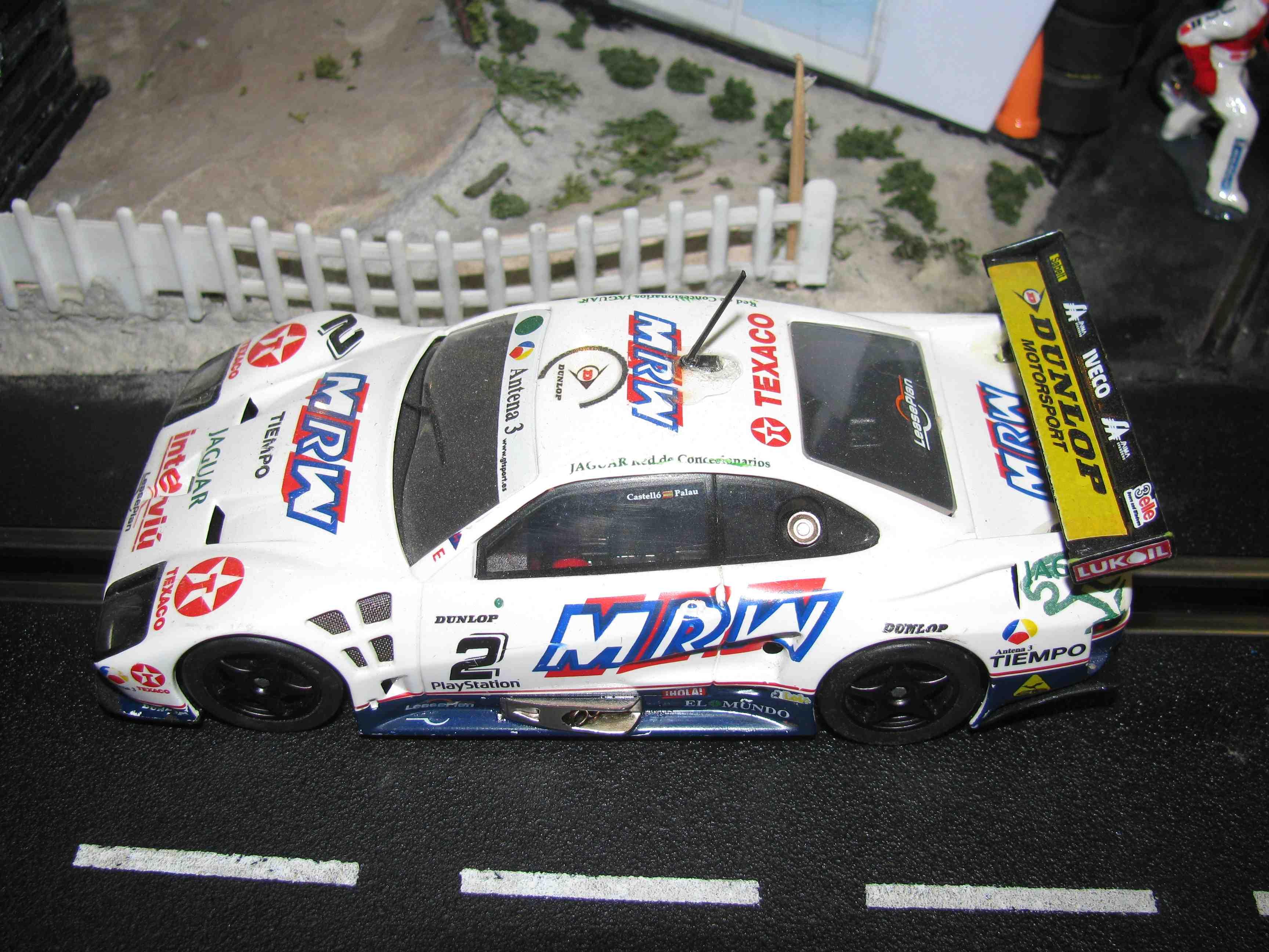 FLY Lister Storm - Campeonato de Espana GT 2000 - A108 - 1/32 Scale Slot Car
