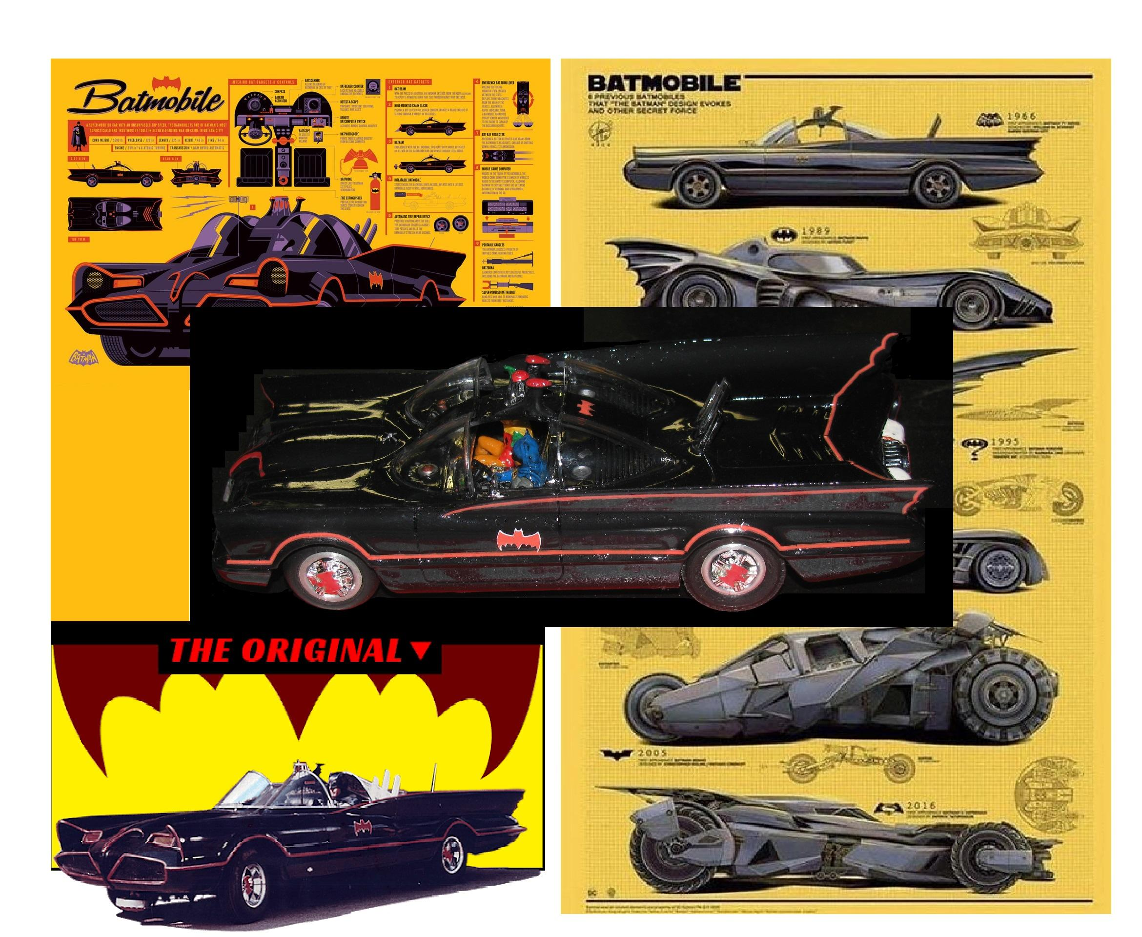 * SOLD* * SPECIAL PRICE FOR JOE K. ONLY *  Original Batmobile Slot Car with Batman & Robin Very Rare Limited Edition 1:32 to 1:25 Scale