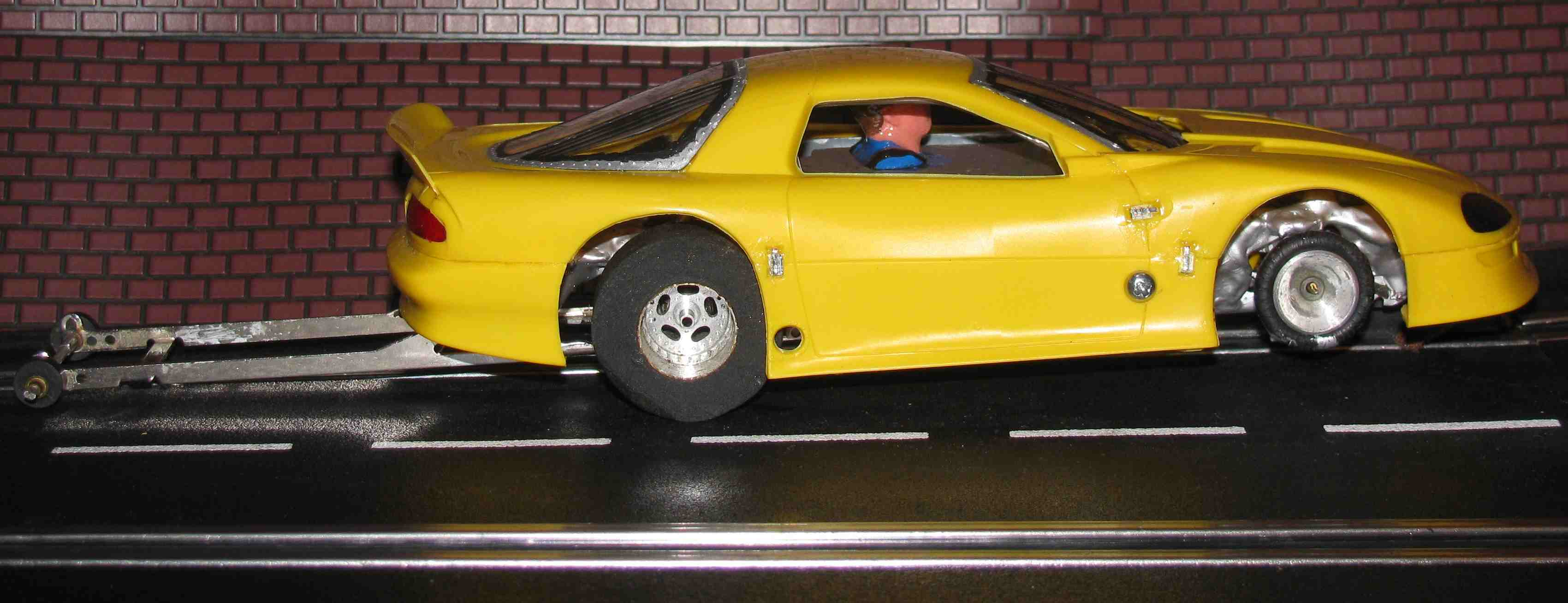 *** SOLD *** Parma - Revell 1990's Chevy Camaro Dragster