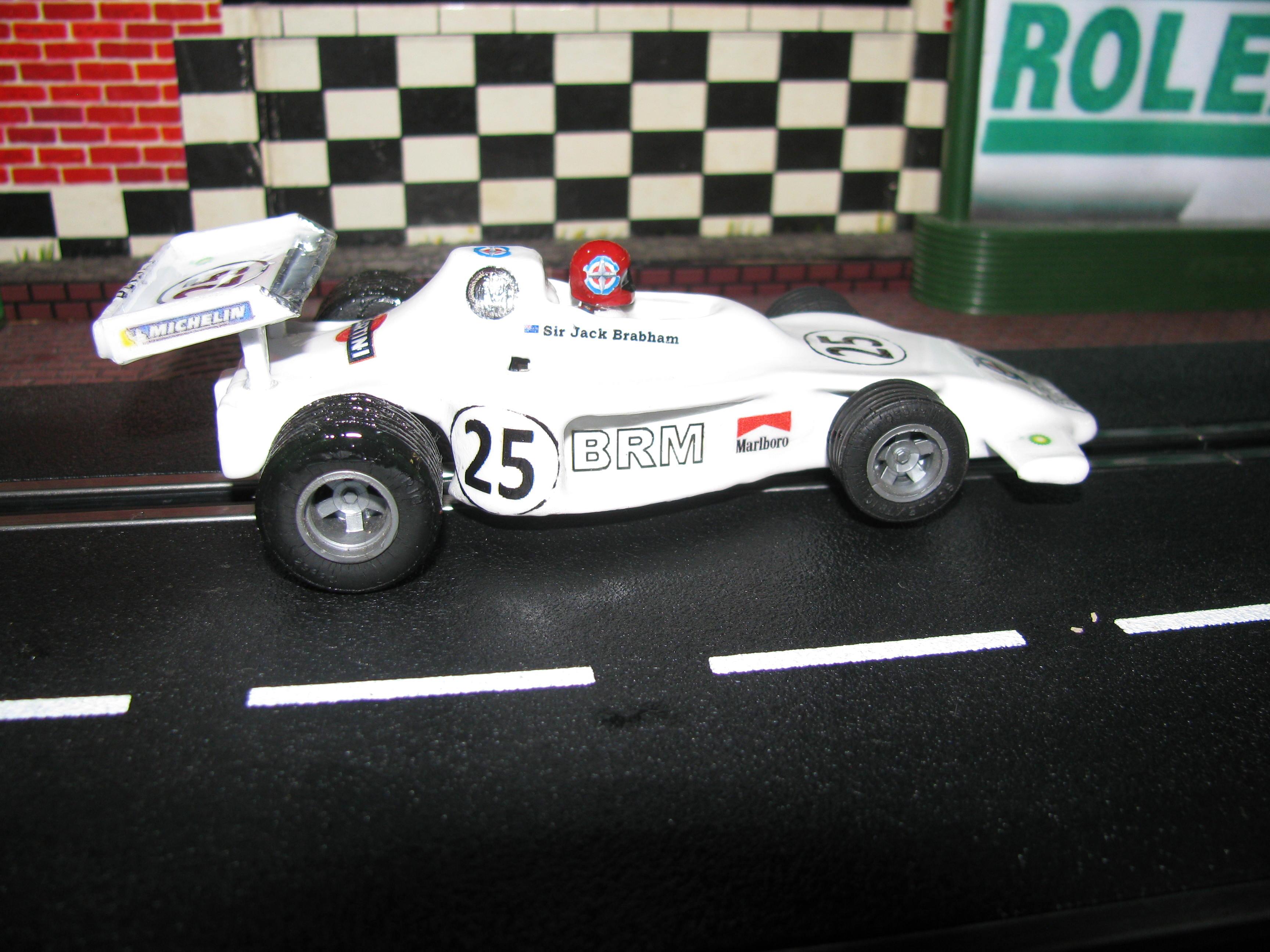 Scalextric Shadow F1 - Car 25 - Custom livery