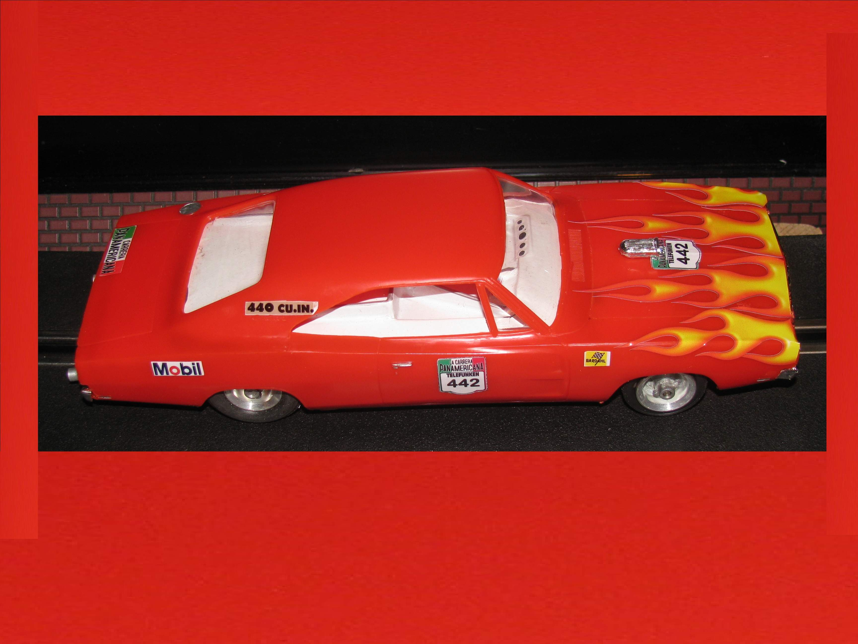* Winter Super Sale * Monogram 1969 Dodge Charger Panamericana Special