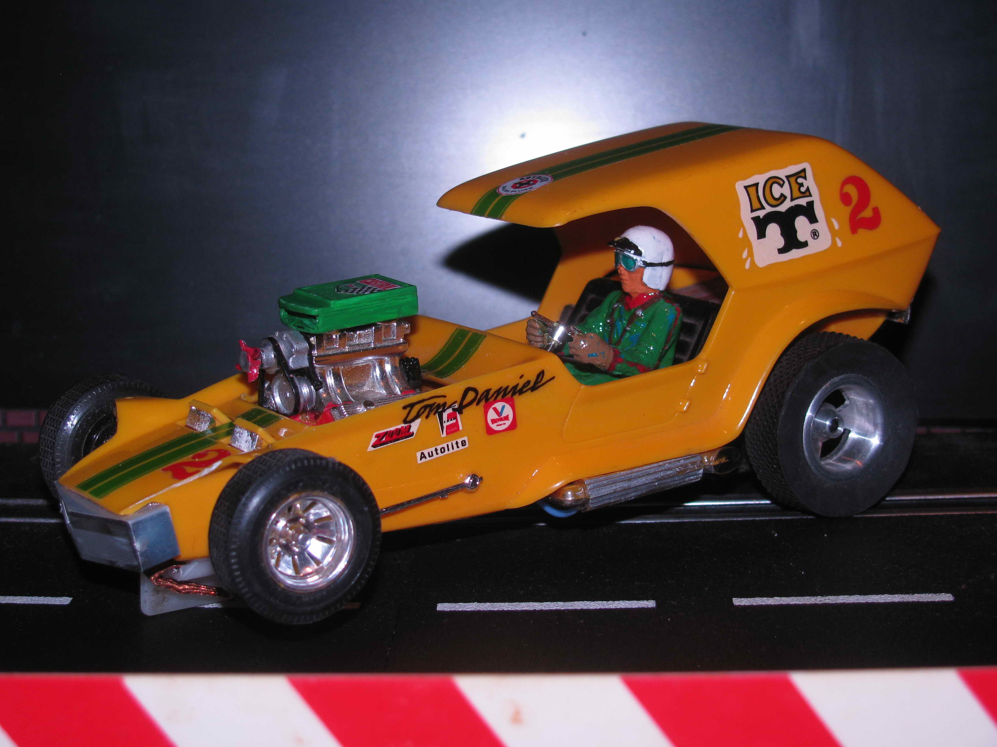 "*Introductory Sale Price* Monogram Tom Daniel's ""Ice T"" The Super Cool Ice-Totin' Machine is back 1/24 Scale"