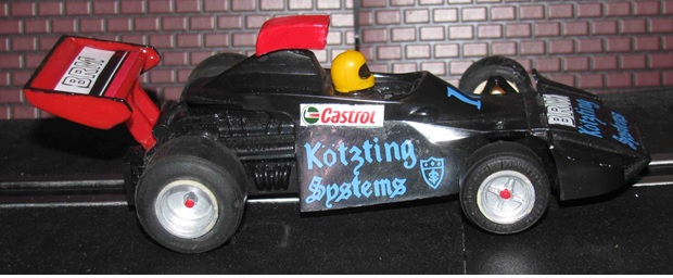 * SOLD * BRM Formula One Kotzing Slot Car 1/32 Scale Car 16