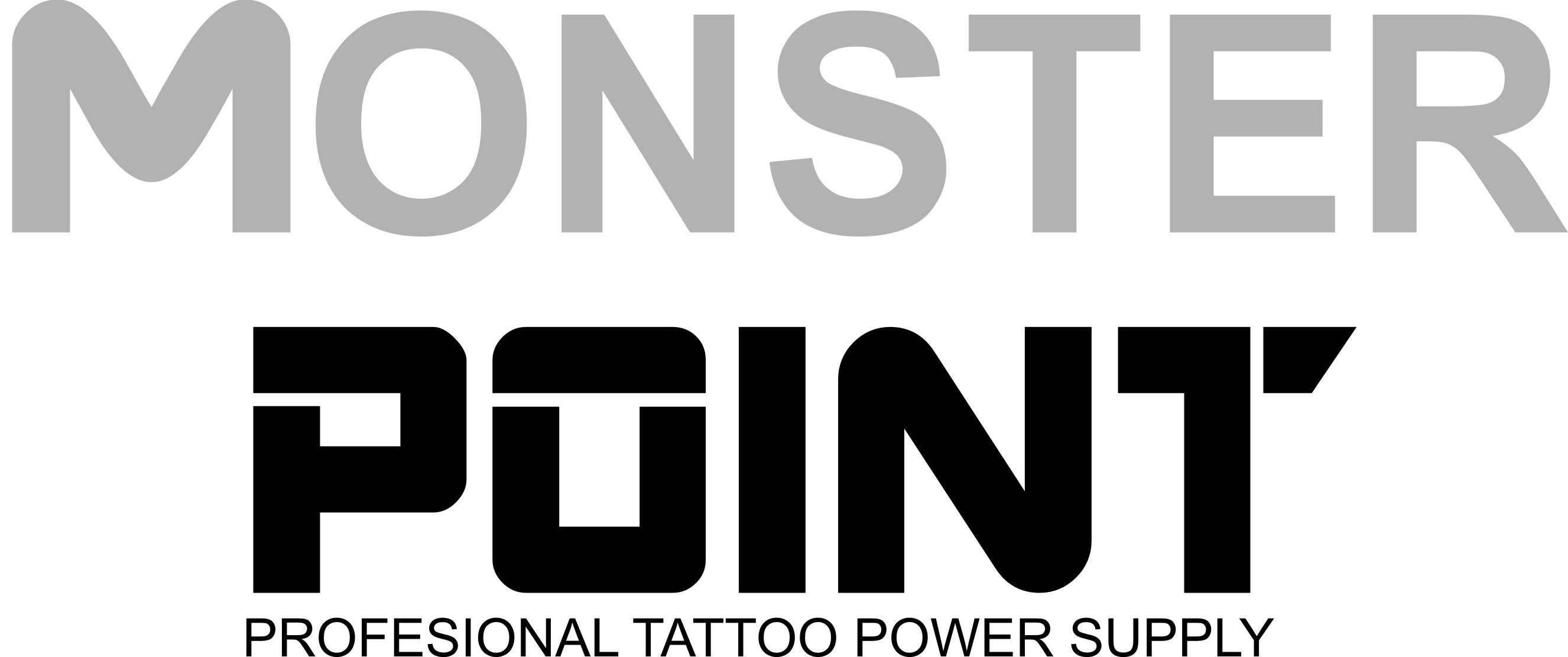Fuente de poder para tatuar marca monster point cables for Tattoo supply los angeles