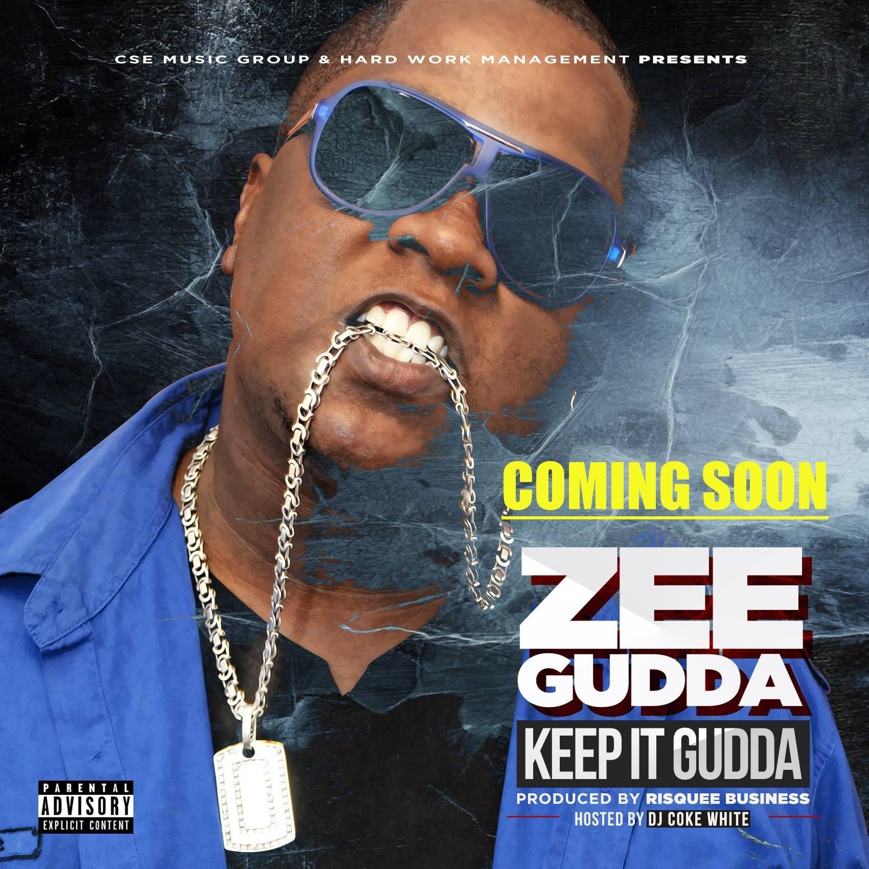 Pre Order-ZEE GUDDA KEEP IT GUDDA LP