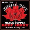 Buffalo Bills Maple Pepper Beef Jerky