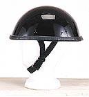 EZ Rider Gloss Black Novelty Helmet