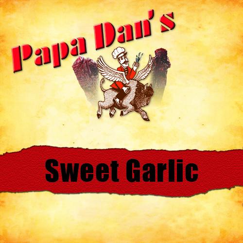 Papa Dan's Sweet Garlic Beef Jerky