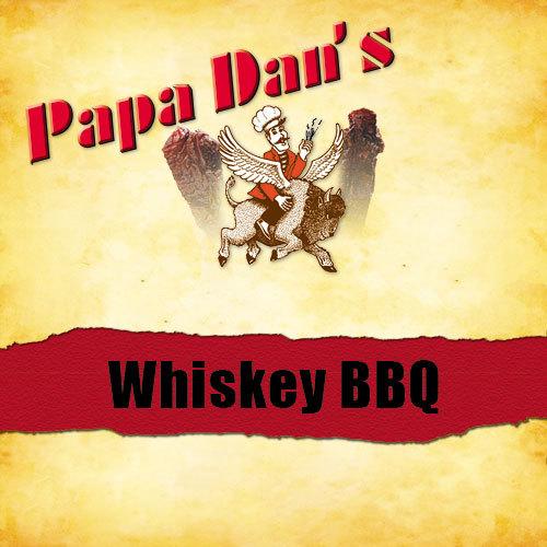 Papa Dan's Whiskey BBQ Beef Jerky