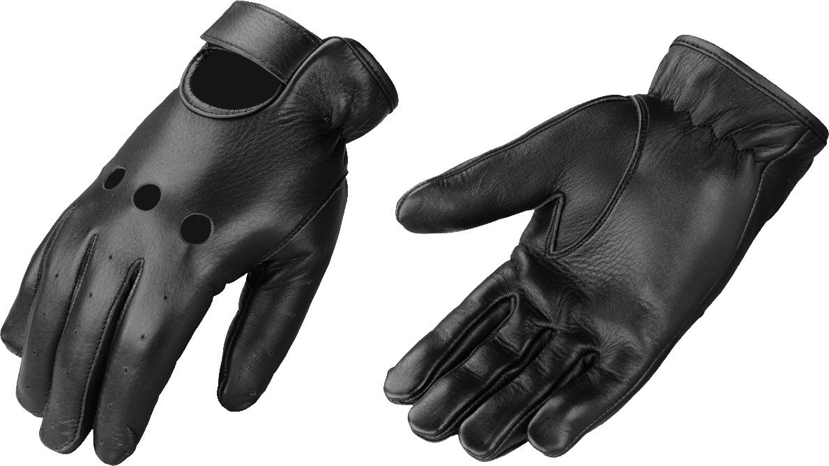 Lightweight leather driving gloves - Deerskin Riding Gloves