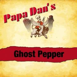 Papa Dan's Sweet  and XXX Ghost Pepper Beef Jerky