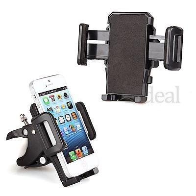 Motorcycle Phone GPS Radar Detector EZ Pass Clip