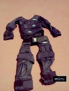 Gravity+ Suit - BLACK - $1250.00