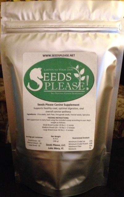 Seeds Please Original Dog Formula (5 Bags) FREE SHIPPING