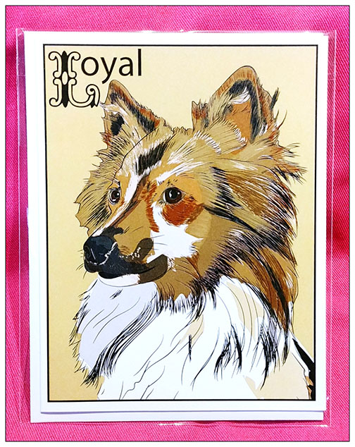Notecard: Loyal