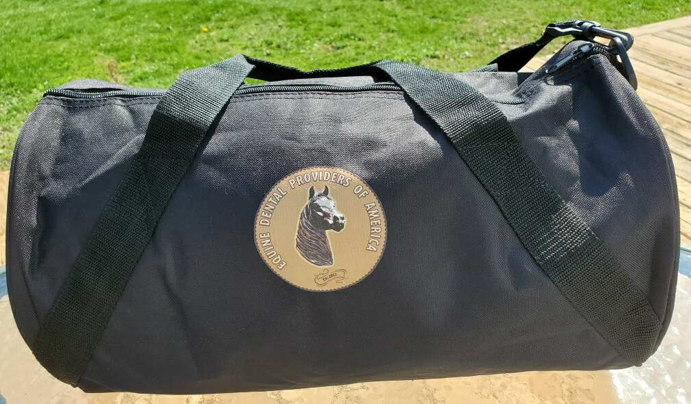 Black Barrel Bag - 1 only