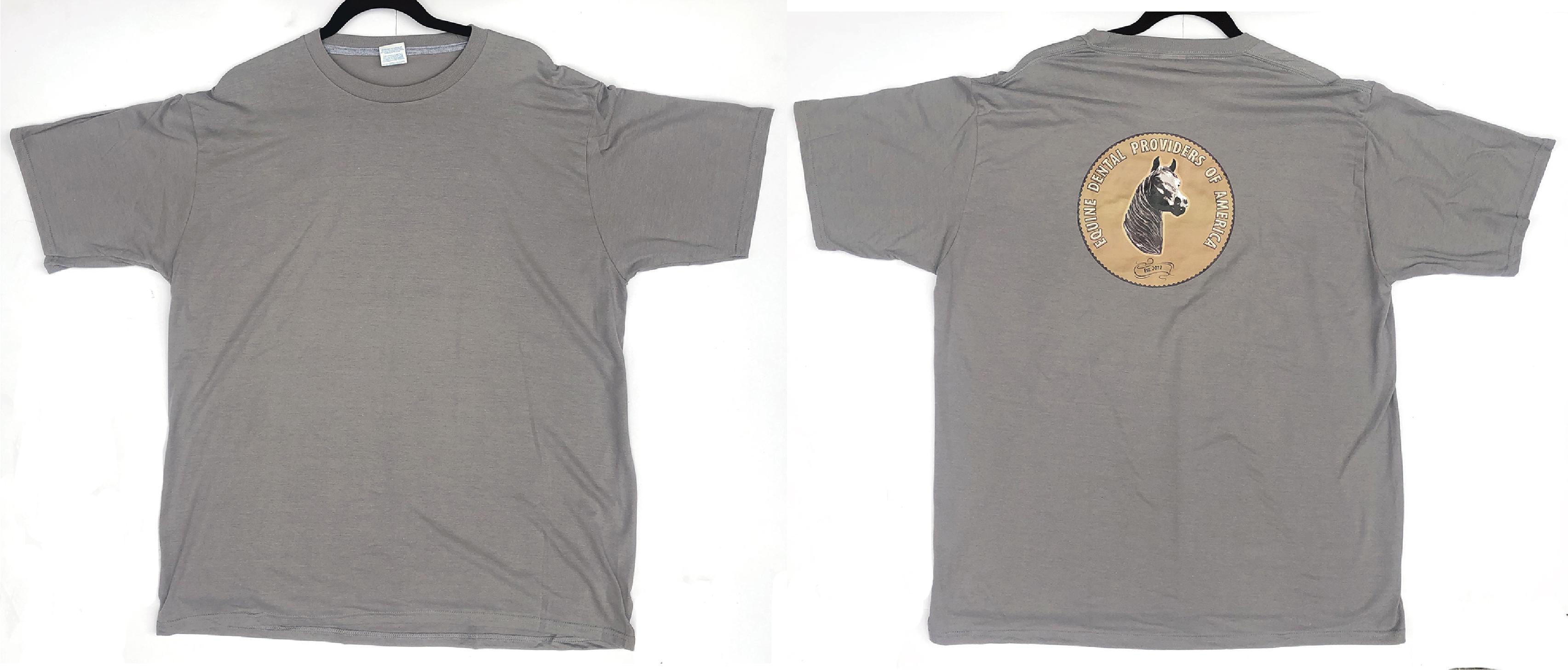 Mens Gray T shirt