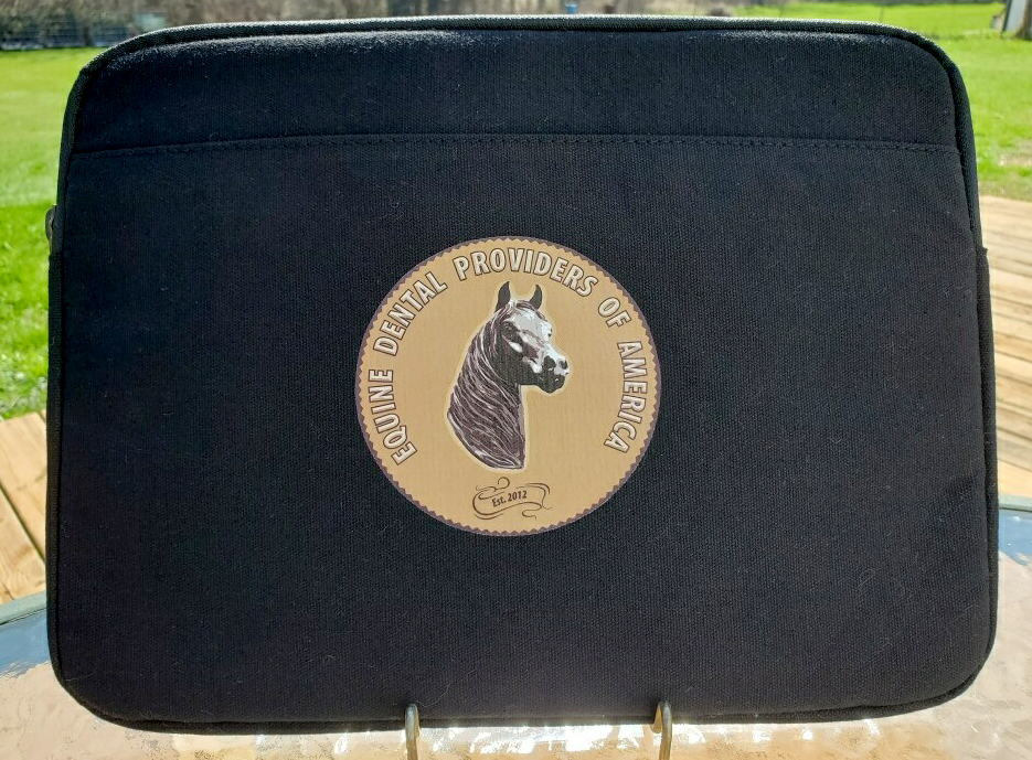 """Black 10"""" x 8"""" Tablet Sleeve - 8 Only"""