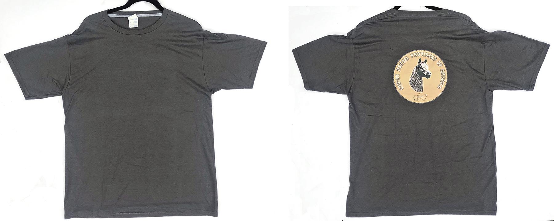 Mens Dark Gray T shirt