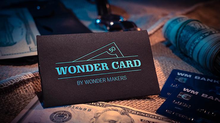Wonder Card by Wonder Makers - $30