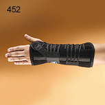 452 HW Titan Wrist and Forearm Lacing Orthosis