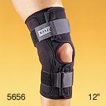 "5656 XXX HW Knapp Hinged Knee Orthosis-Anterior Closure 12"""