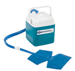 Orthosource inc hot cold therapy for Motorized cold therapy unit