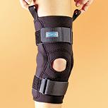 3655 HW Axis Hinged Knee Sleeve