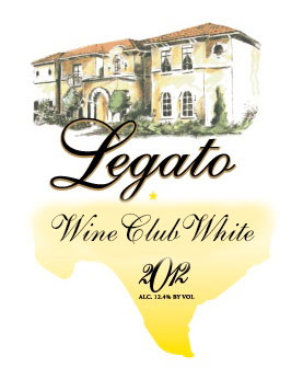2015 Wine Club White
