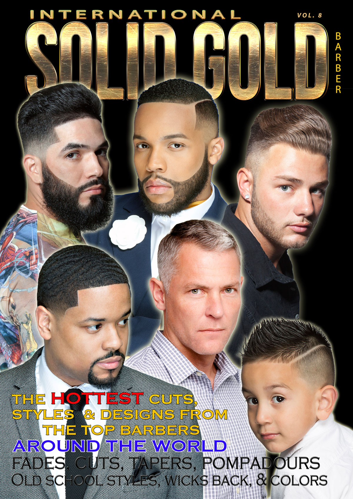 Barber Book 8