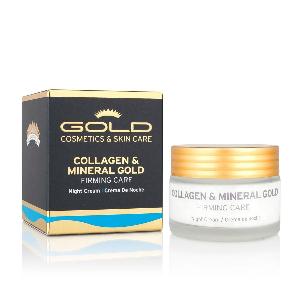 Gold Collagen and Mineral Firming Cream