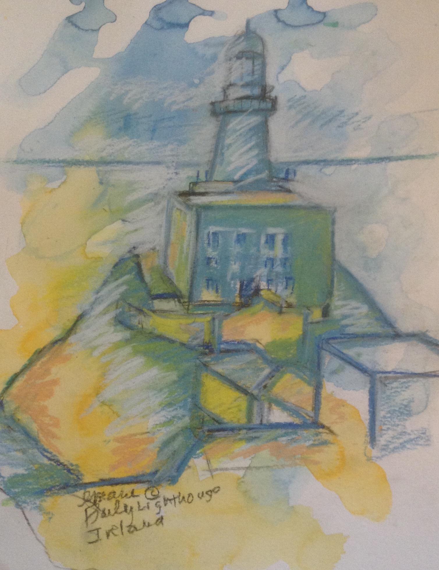 Baily Lighthouse, Ireland
