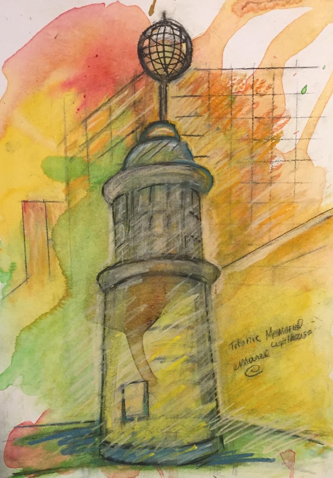 Titanic Memorial Lighthouse, Titanic Memorial Park