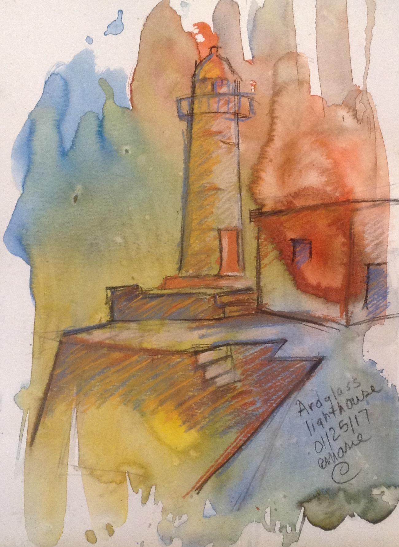 Ardglsss Lighthouse