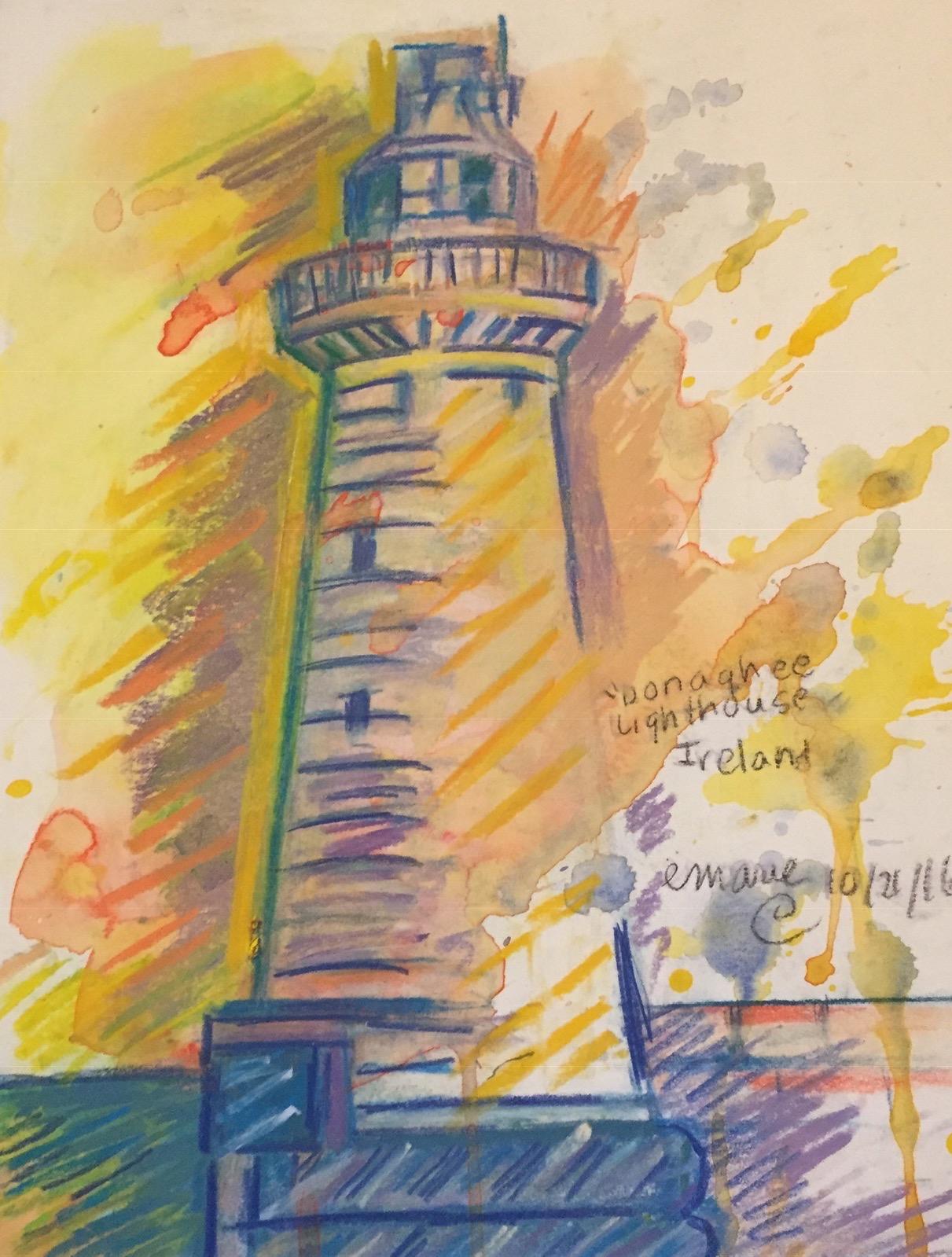 Donaghadee Lighthouse, Ireland