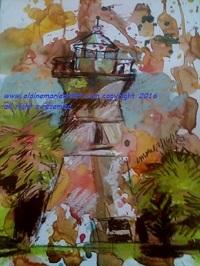 Port Pontchartrain Lighthouse, LA