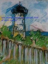 East Chop Lighthouse, MA