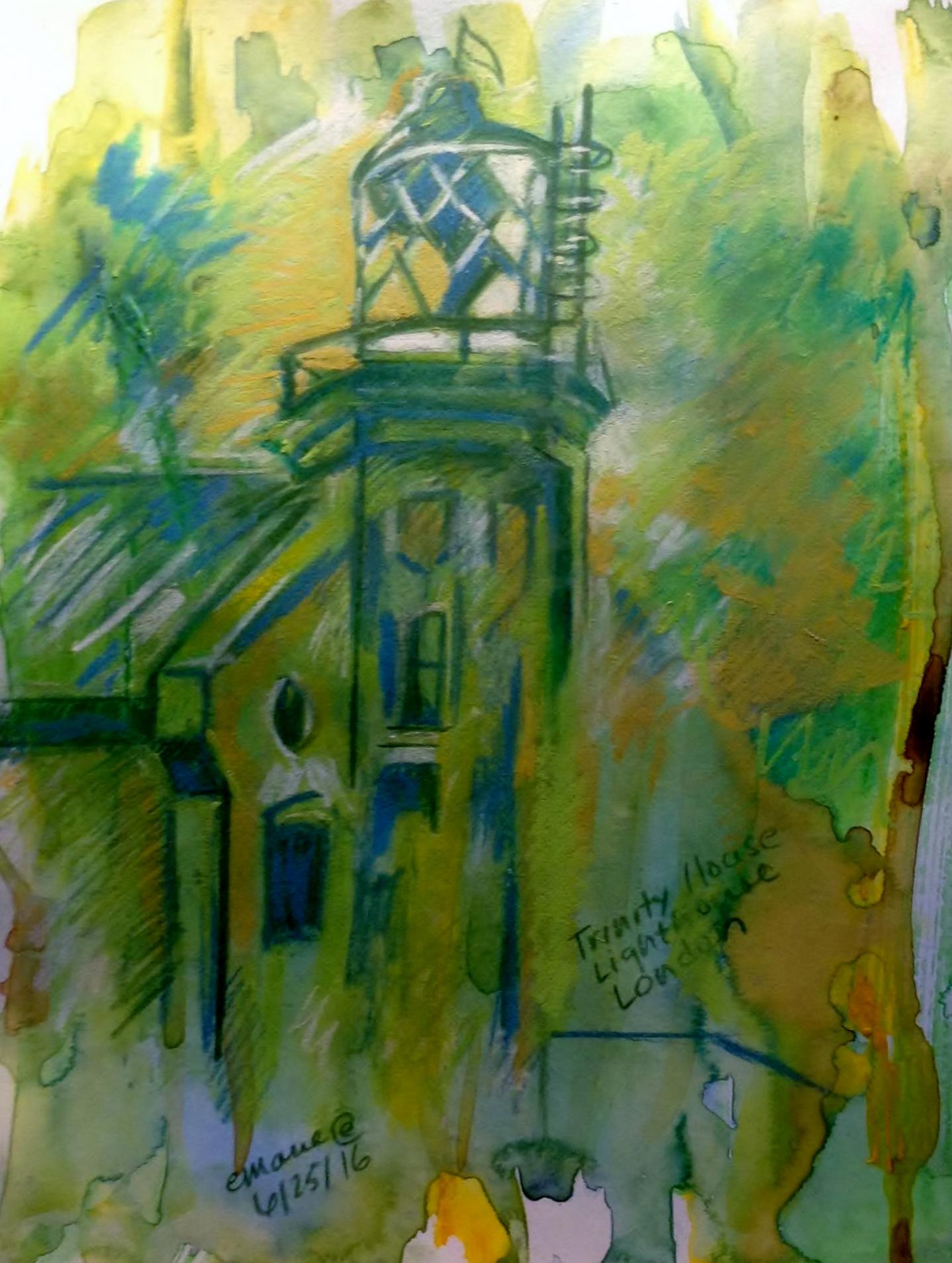Trinity Lighthouse, UK