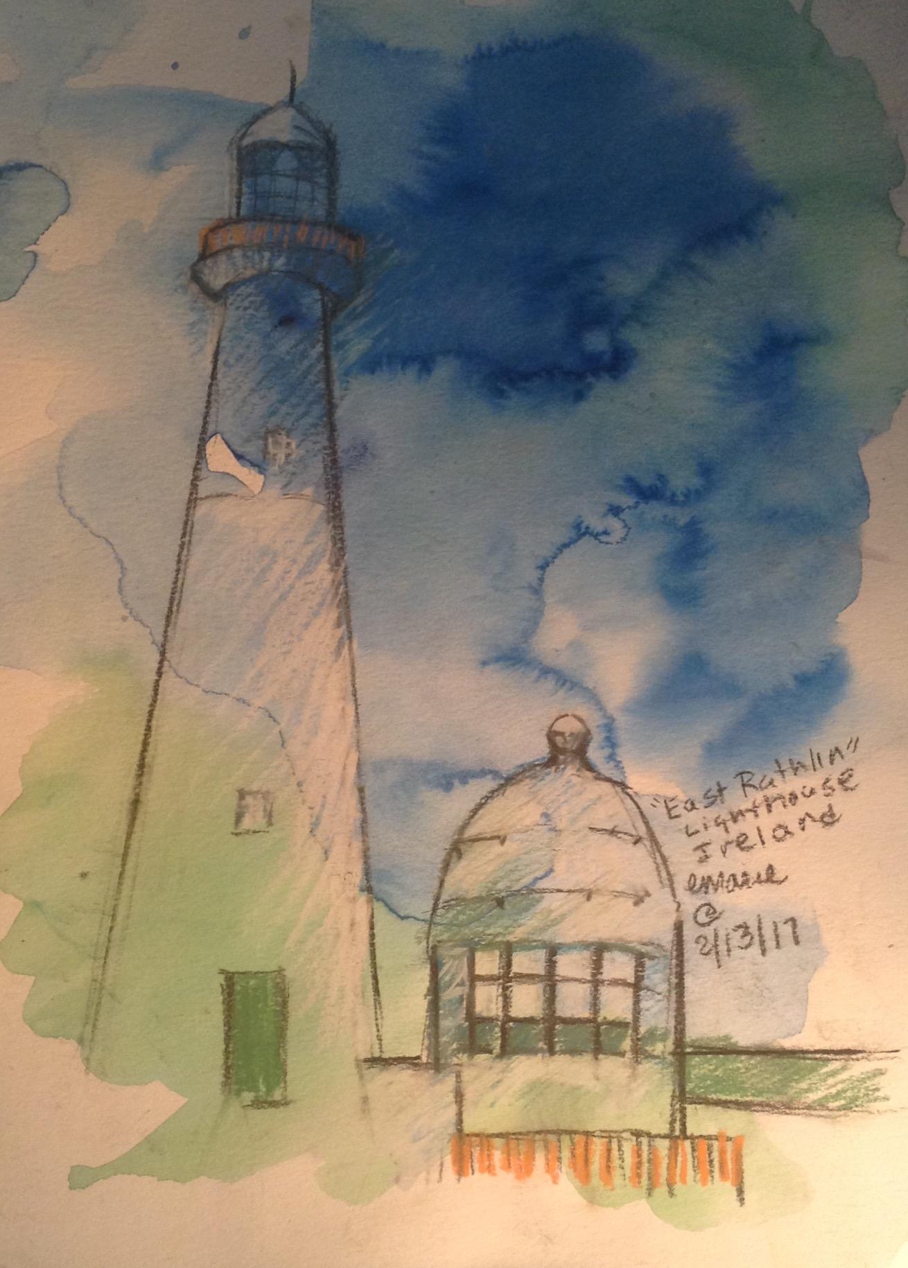 East Rathlin Lighthouse