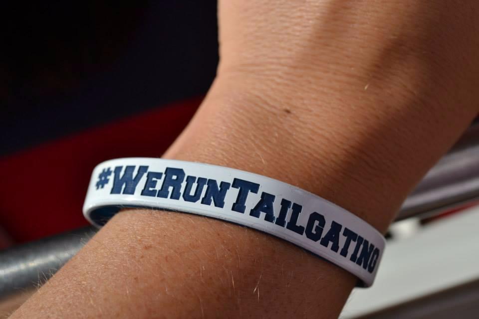 TLT Wristband - 10/01 Texans vs. Titans