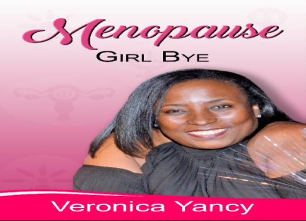 "Menopause ""Girl Bye"" Book"