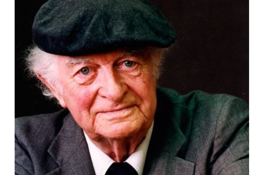 <b>Linus Pauling</b> and his belief in cancer therapy by Vitamin C - slide_oex_linus_pauling