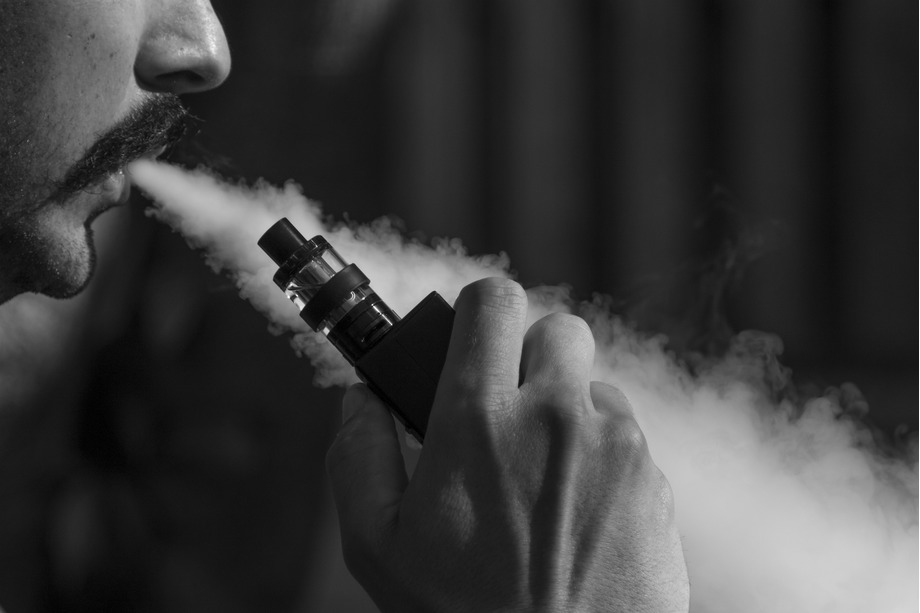 vaping to quit smoking