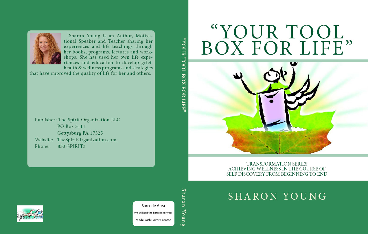 Your Tool Box For Life (contains 10 lesson books from our Transformation Series