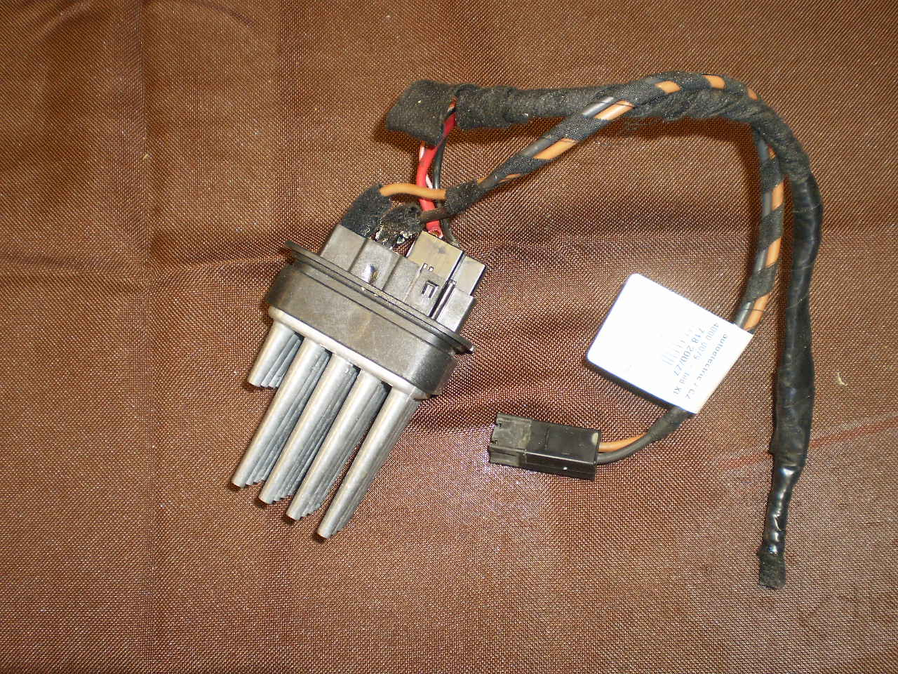 SAAB 9-3 Controller without Climate Control (03-07)