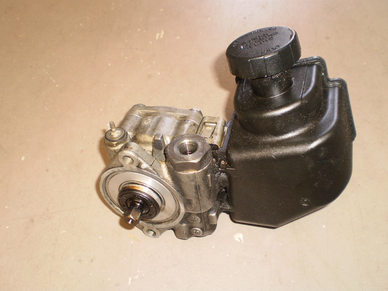 03-07 SAAB 9-3 power steering pump